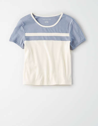 AE Color block Baby T-Shirt