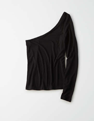 AE One Shoulder T-Shirt