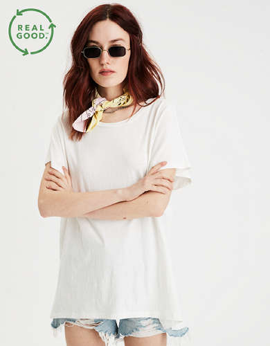AE Recycled Tunic T-Shirt