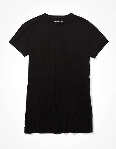 AE Asymmetrical Crew Neck T-Shirt