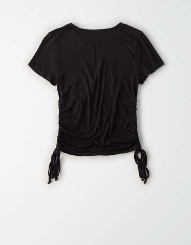 AE Side Cinched Baby T-Shirt