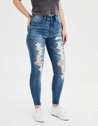 81b0ce444d3 AE Ne(X)t Level Super High-Waisted Jegging