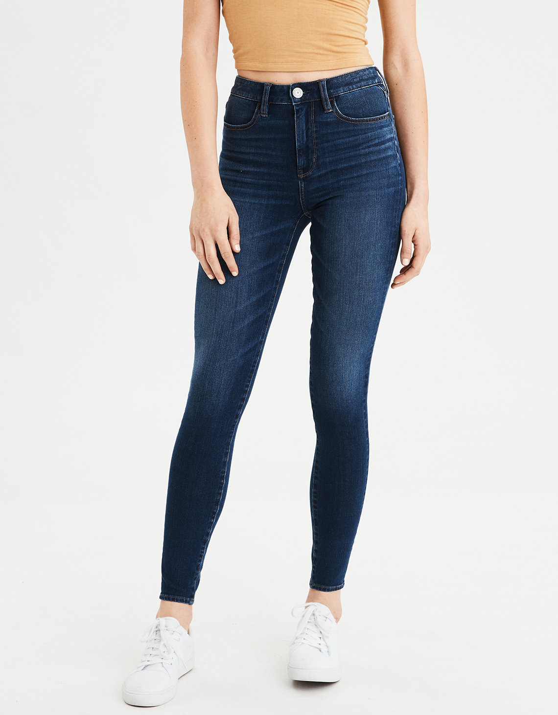 The Dream Jean Super High-Waisted Jegging