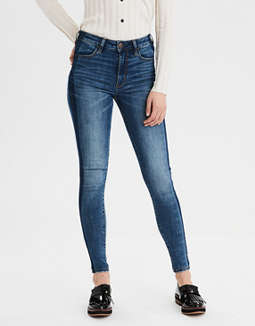 Jegging De Cintura Superalta by American Eagle Outfitters