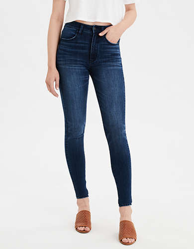 Super High-Waisted Jegging