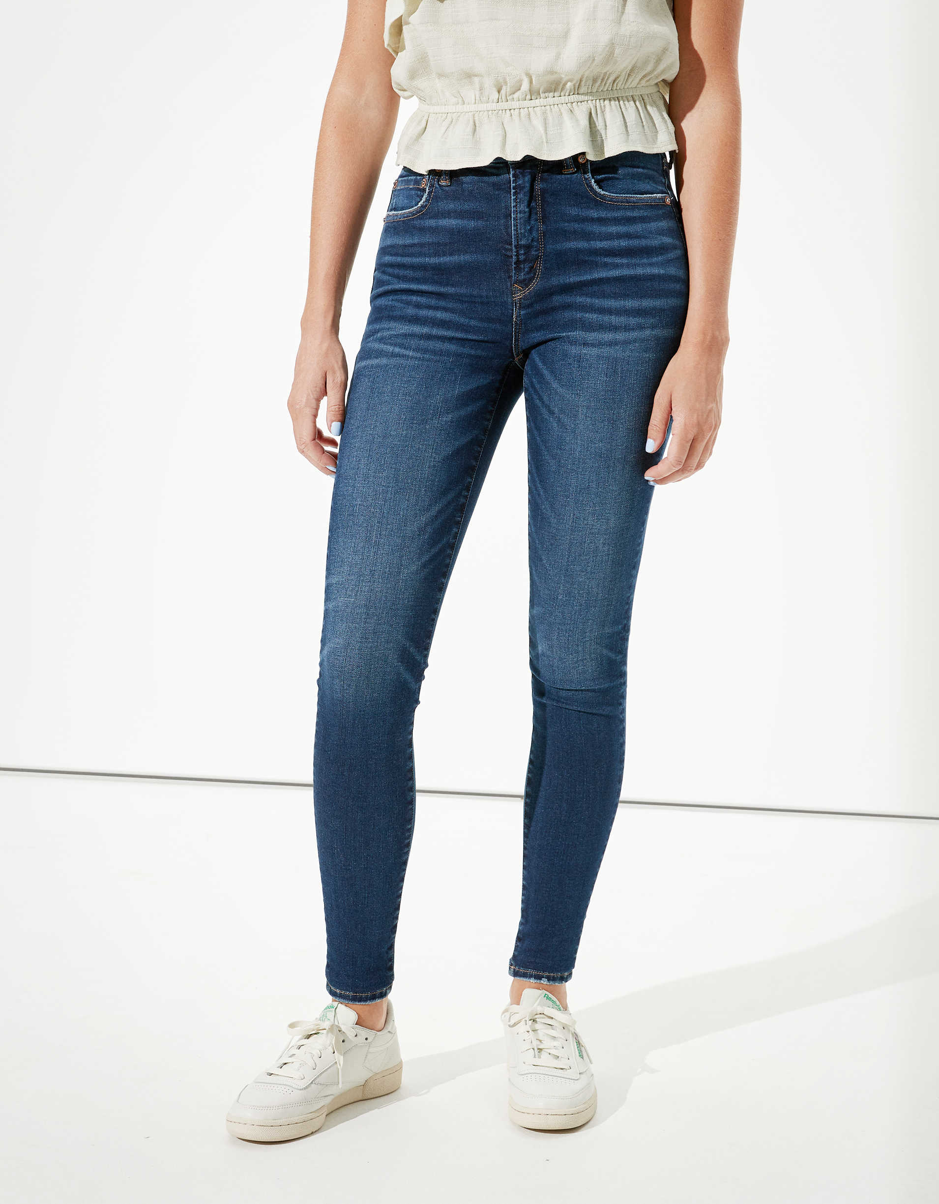 AE The Lu(x)e Jean Super High-Waisted Jegging