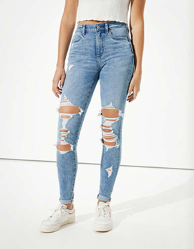 AE Dream Super High-Waisted Jegging