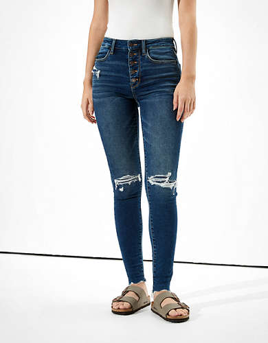 AE Cozy Ne(x)t Level Super High-Waisted Jegging