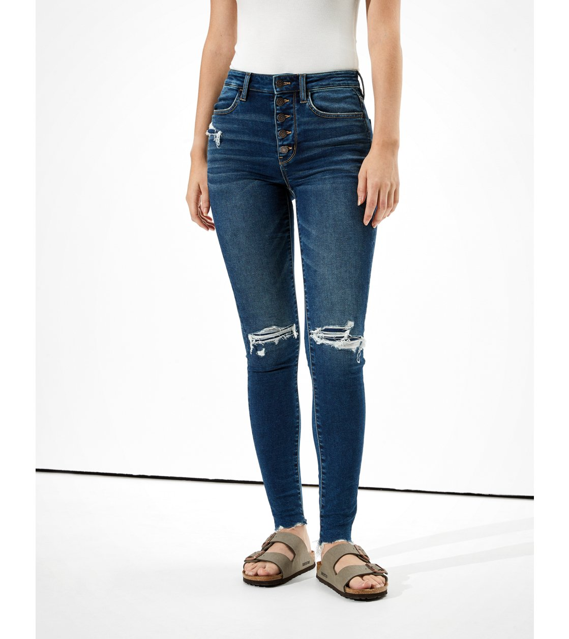 American Eagle AE Cozy Ne(x)t Level Super High-Waisted Jegging