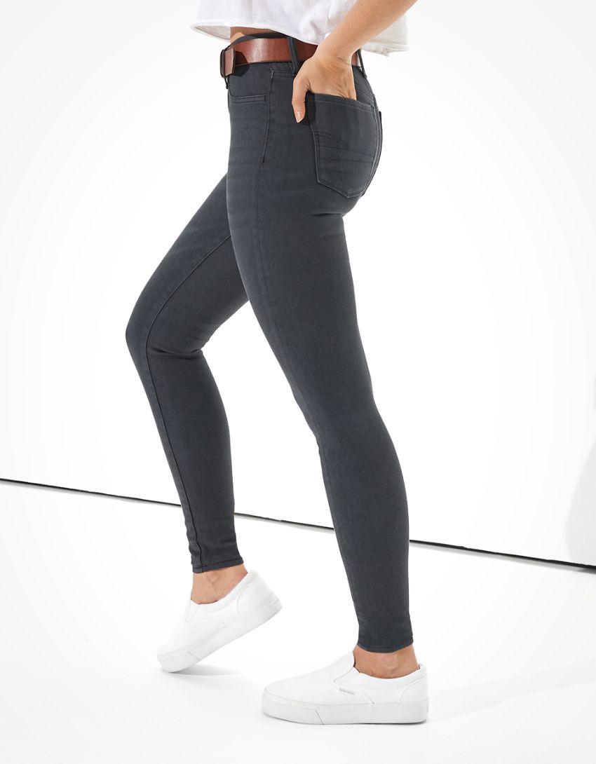AE Super High-Waisted Jean Legging