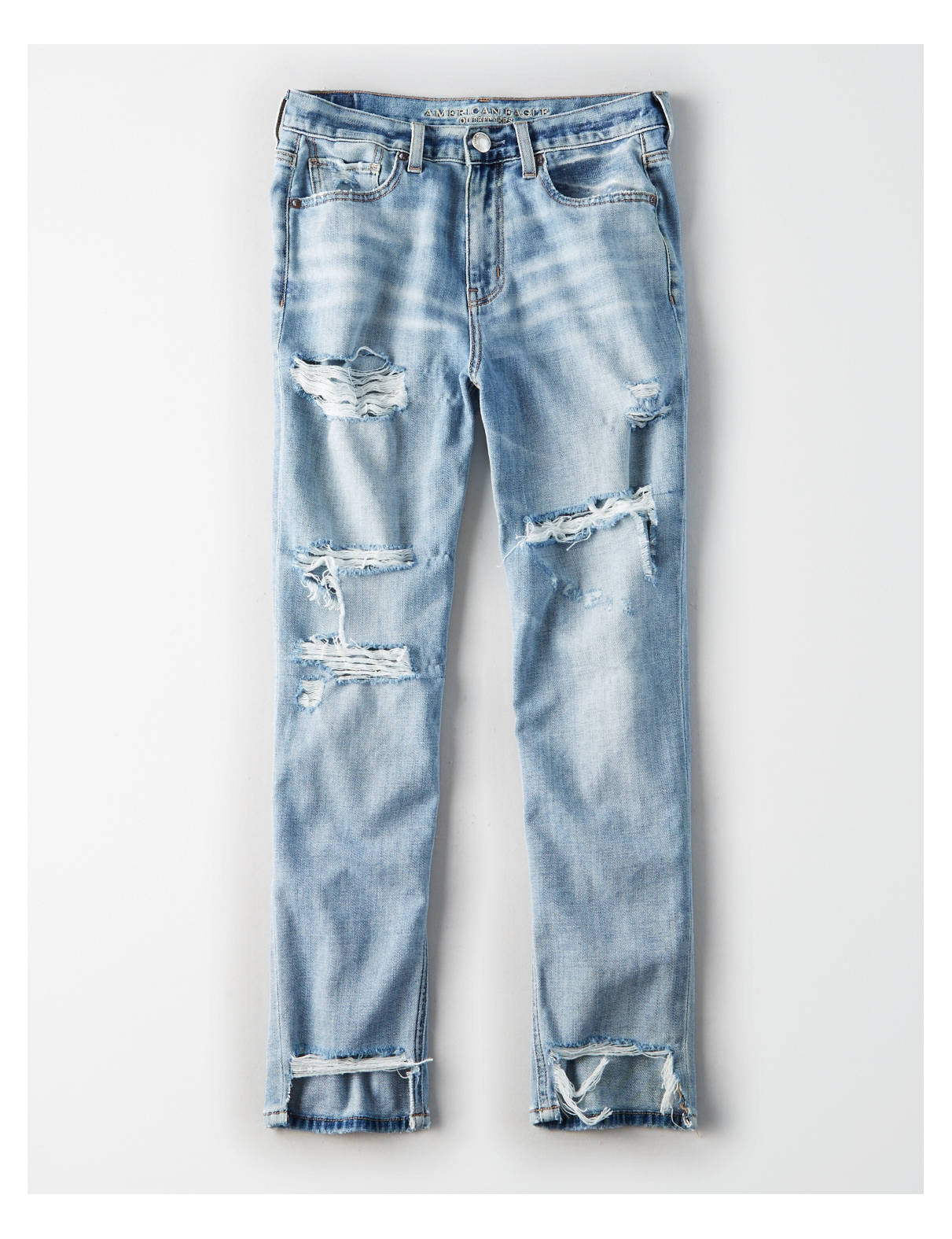 Display product reviews for High-Waisted Tomgirl Jean