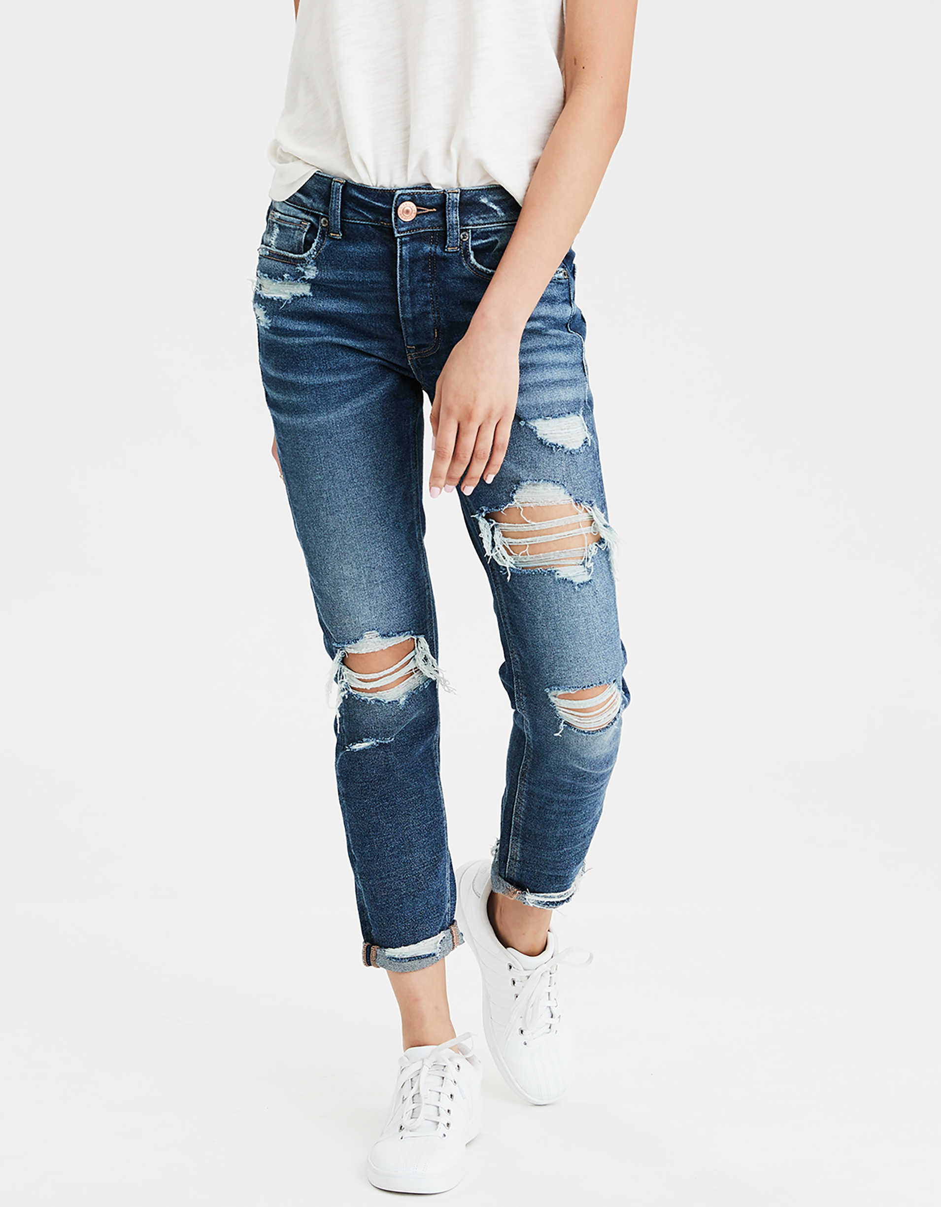 AE Stretch Tomgirl Jean