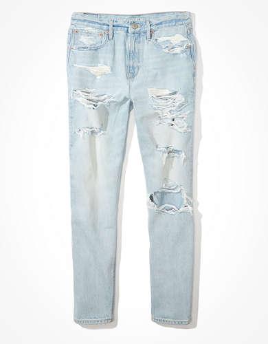 מכנסי ג'ינס Slim '90s Boyfriend אמריקן איגל