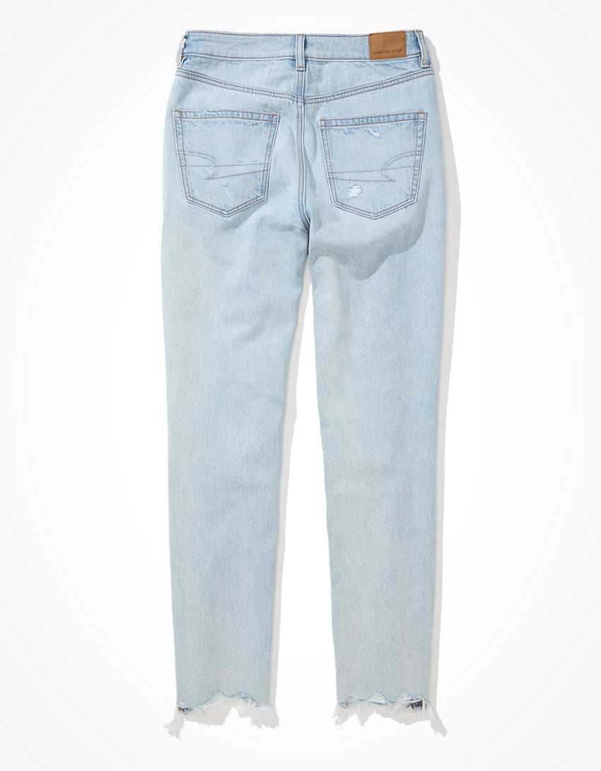 AE Pride Patched Mom  Jean