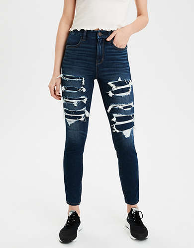 AE 360 Ne(x)t Level Curvy High-Waisted Jegging