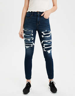 24ae641324ae20 placeholder image AE 360 Ne(X)t Level Curvy High-Waisted Jegging ...