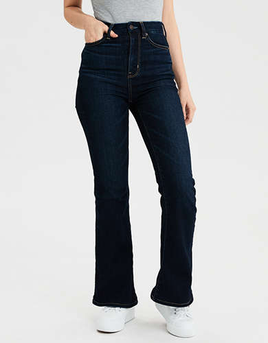 AE Ne(x)t Level Curvy Highest Waist Flare Jean