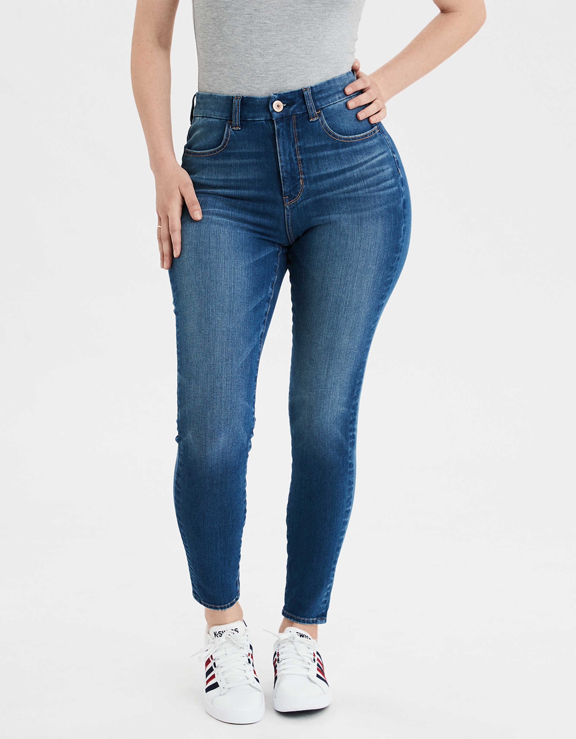 The Dream Jean Curvy High-Waisted Jegging