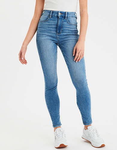 AE Ne(X)t Level Curvy Super High-Waisted Jegging
