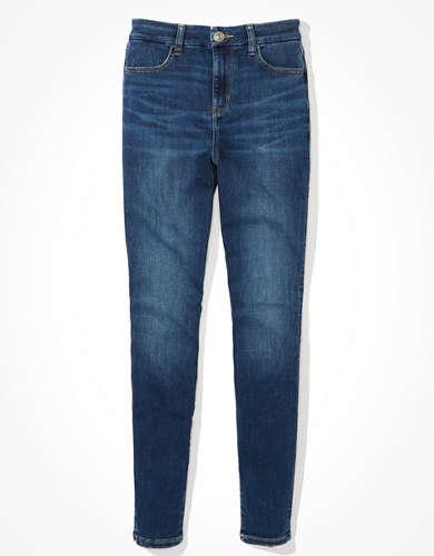 מכנסי ג'גינג curvy, גזרה גבוהה Ne(x)t Level אמריקן איגל