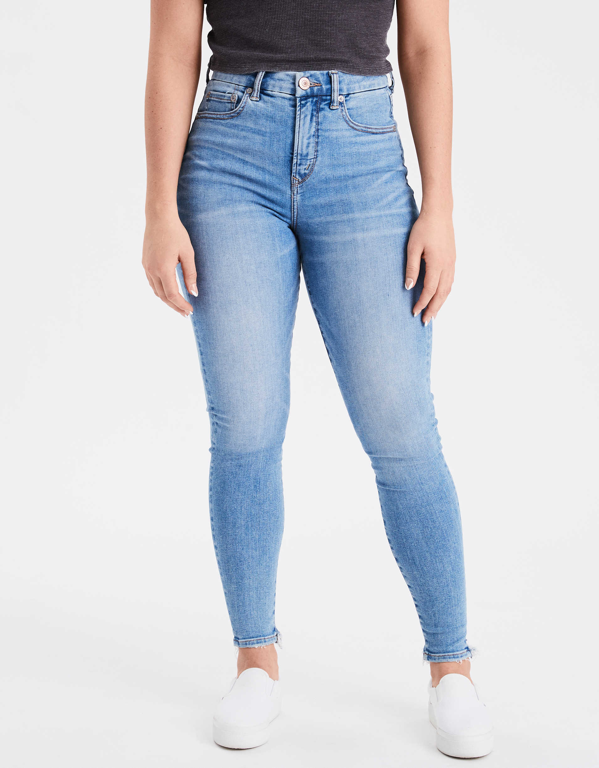 The Lu(x)e Jean Curvy High-Waisted Jegging