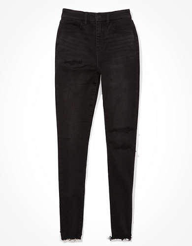 AE Cozy Ne(x)t Level Curvy High-Waisted Jegging
