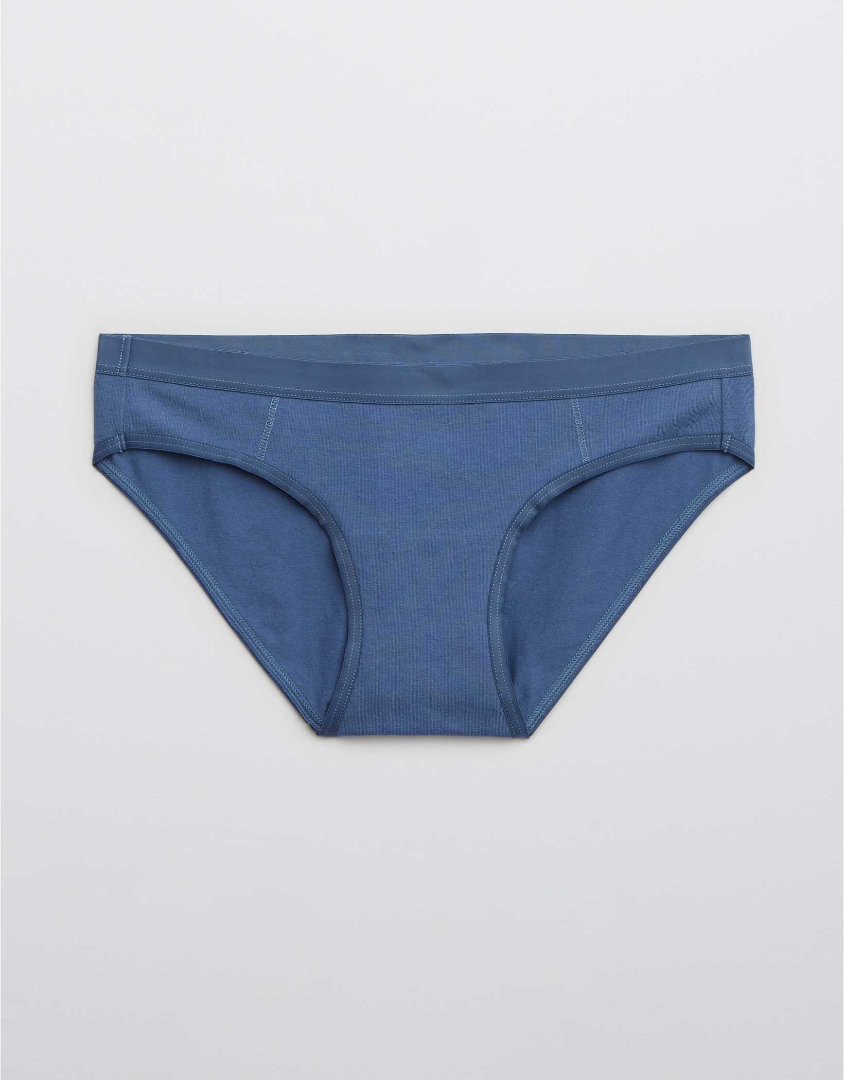 Aerie Cotton Elastic Bikini Underwear