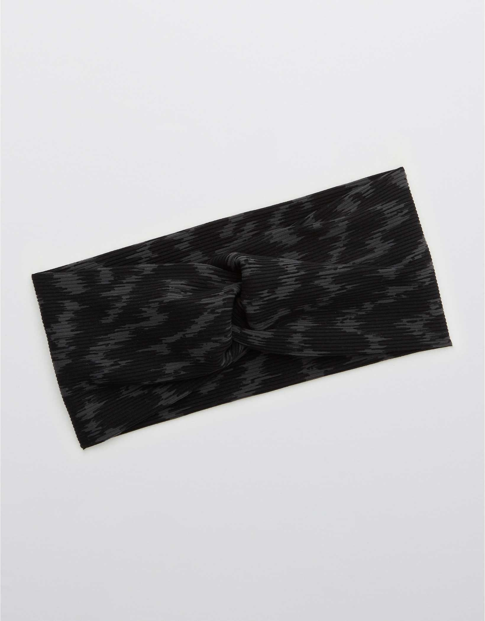 OFFLINE Ribbed Twist Headband