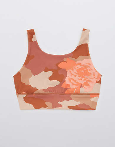 OFFLINE Goals Longline Sports Bra