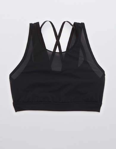 OFFLINE Goals High Neck Sports Bra