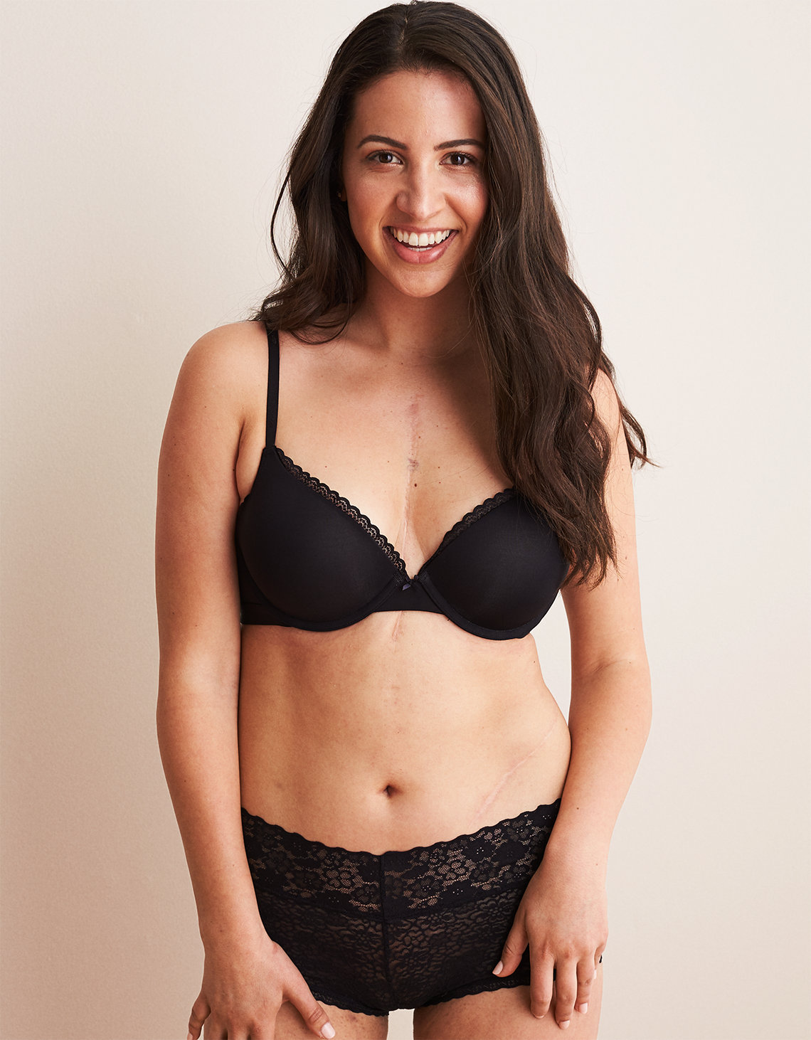 9921b2ed71077 Aerie Real Happy Plunge Push Up Bra. Placeholder image. Product Image