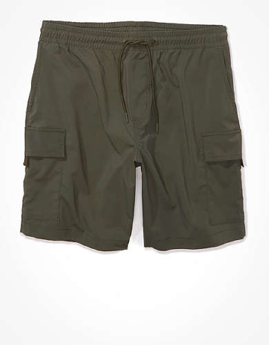 AE Flex Nylon Cargo Short