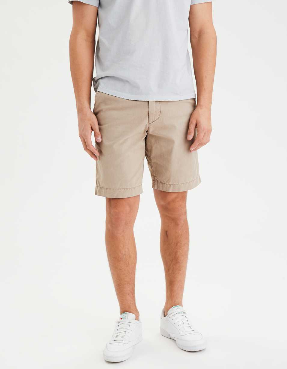 "AE Ne(x)t Level Classic 10"" Khaki Short"