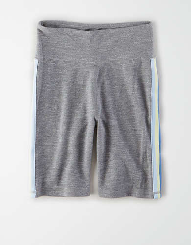 AE High-Waisted Fleece Biker Short