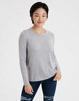 AE Plush Long Sleeve T-Shirt