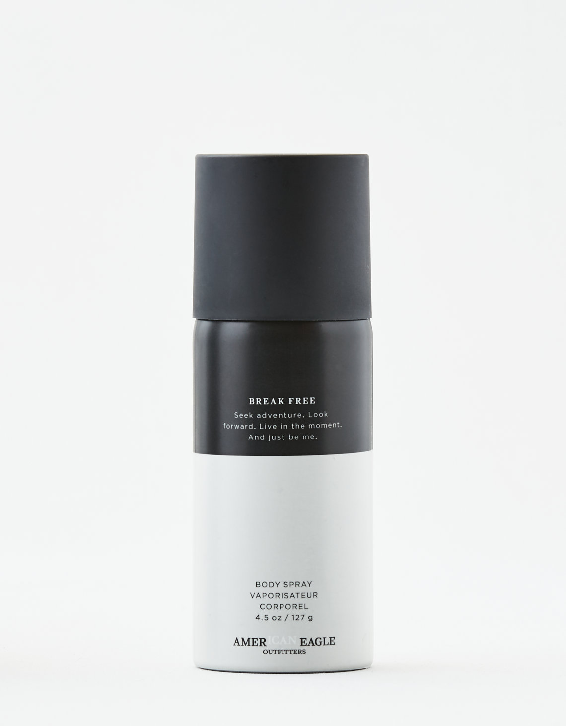 Break Free Body Spray White American Eagle Outfitters Product Image