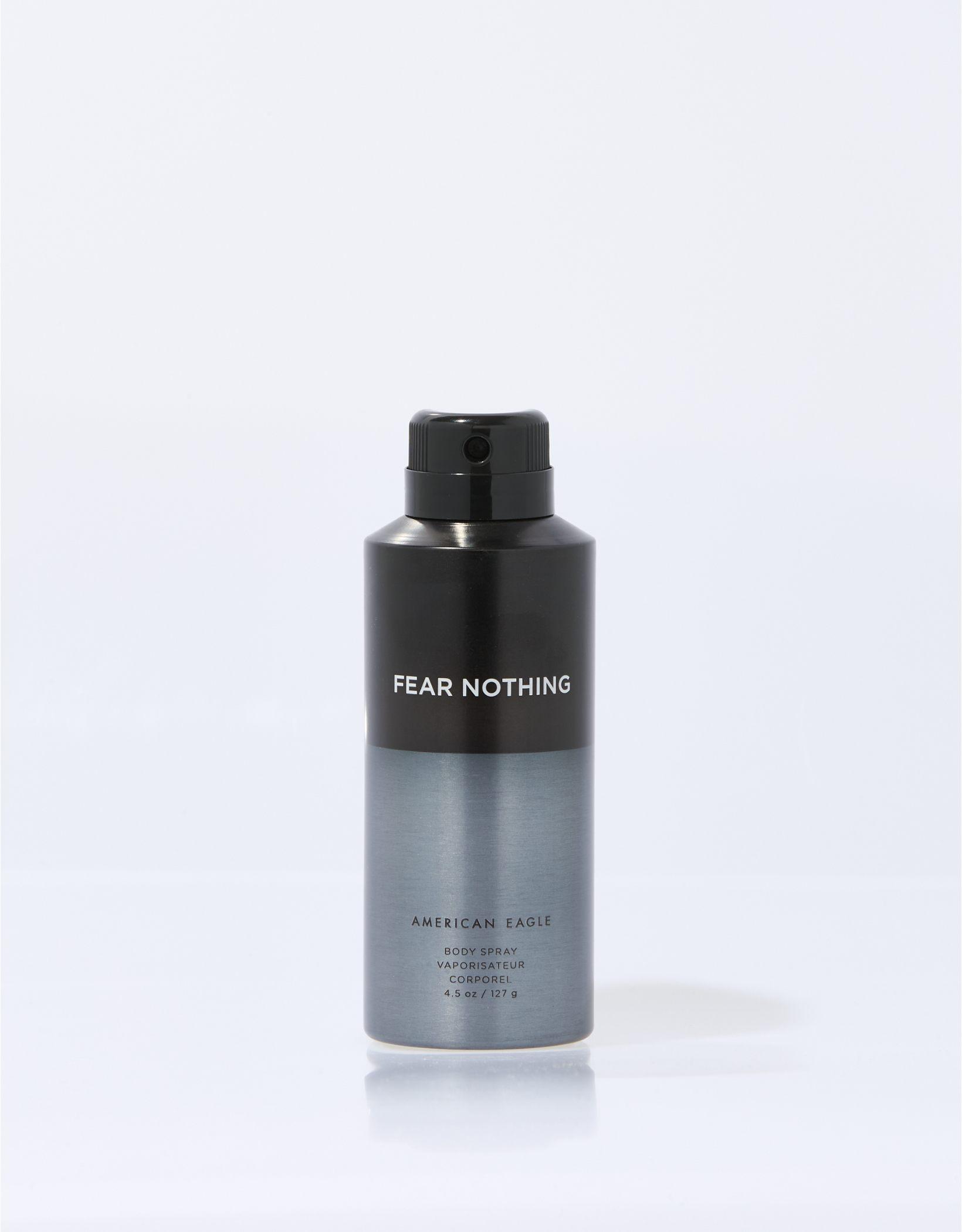 AEO Fear Nothing Body Spray