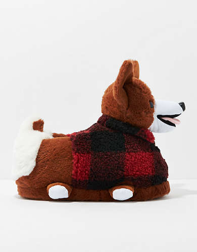 AE Corgi Slipper