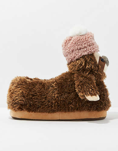 AEO Sloth Slipper
