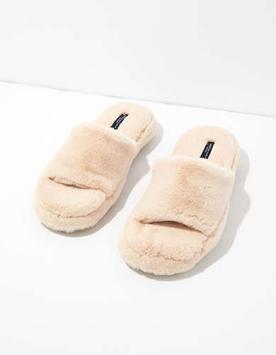 AE Cozy Slide Slipper