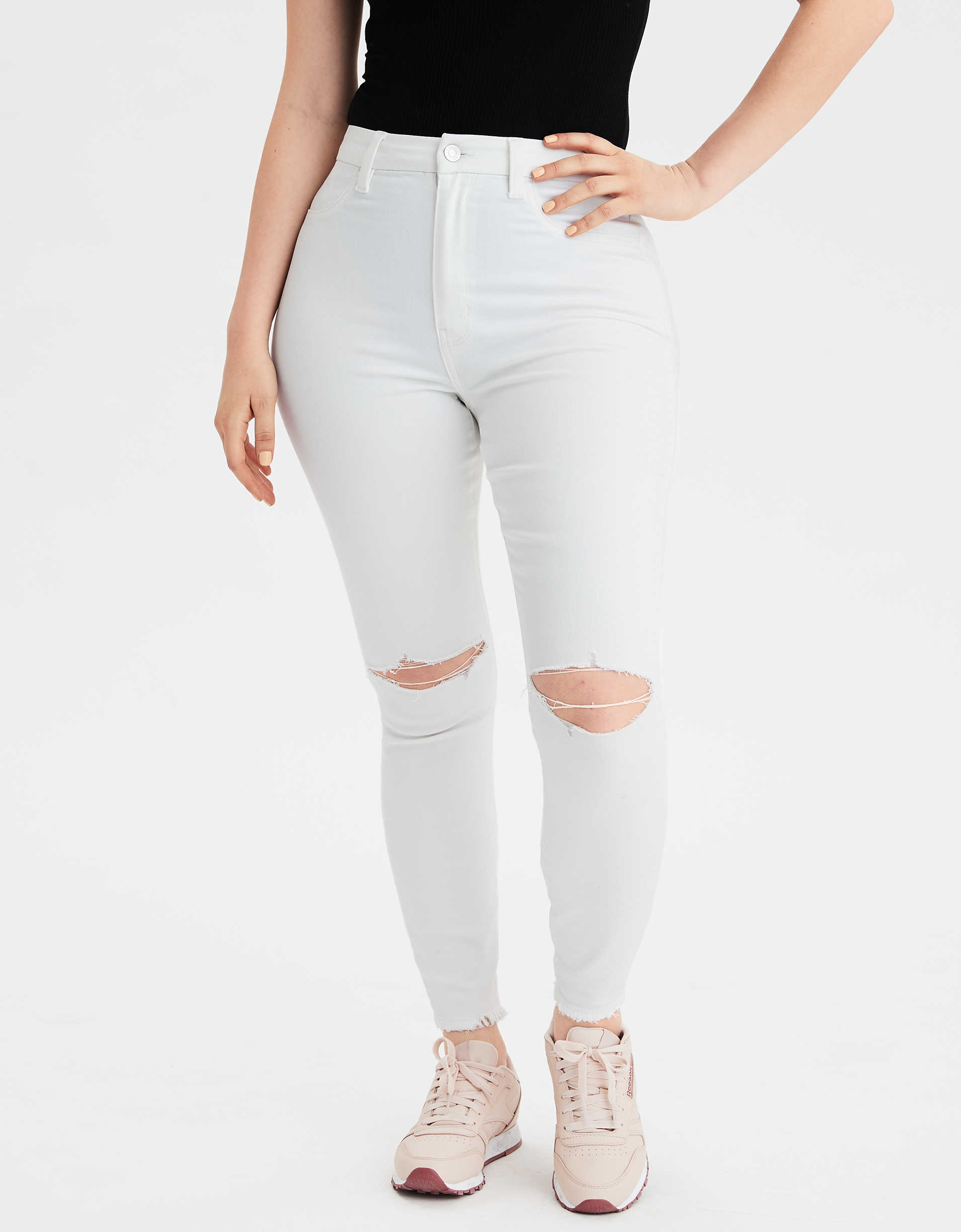 Curvy Super High-Waisted Jegging