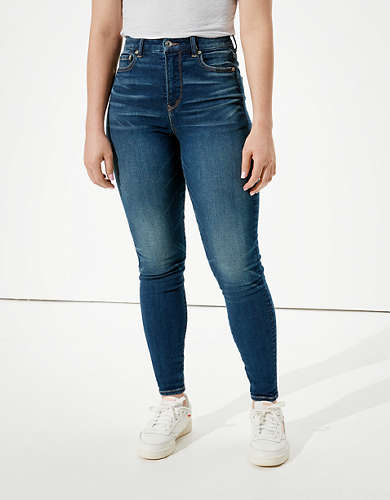 AE Lu(x)e Curvy Super High-Waisted Jegging