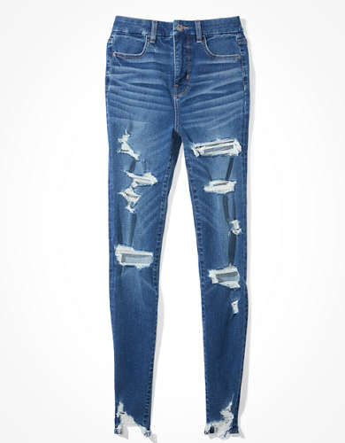 AE Dream Curvy Super High-Waisted Jegging