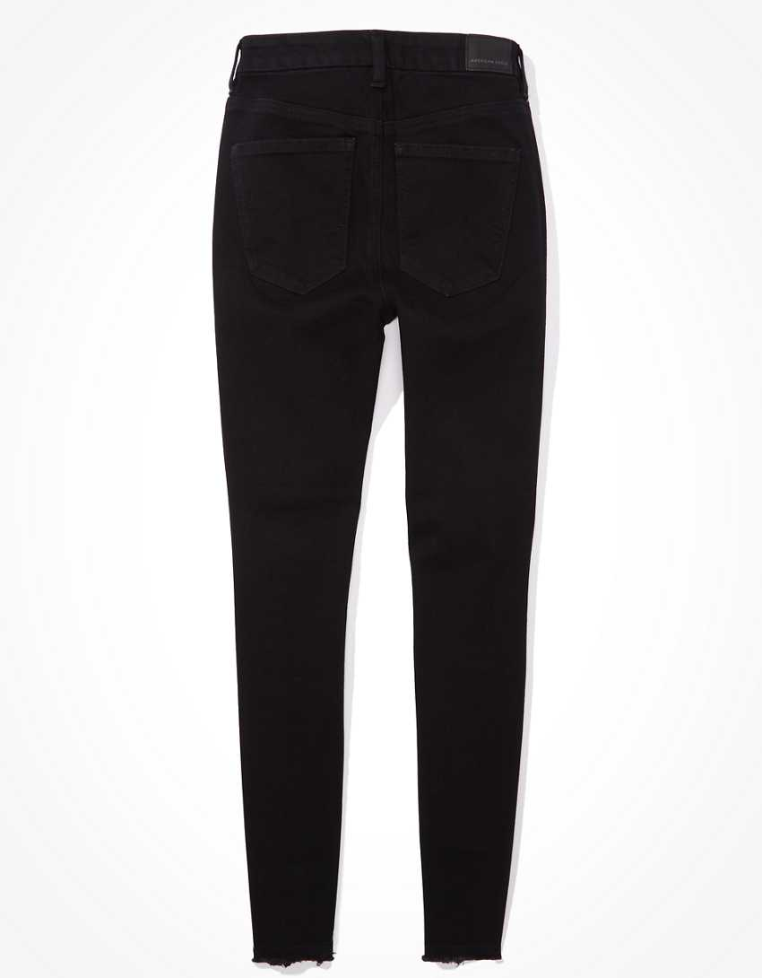 AE Dream Ripped Curvy Super High-Waisted Jegging