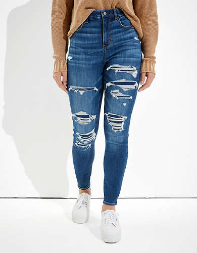 American Eagle AE Forever Soft Super High-Waisted Jegging