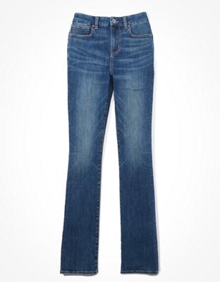 AE Curvy High-Waisted Skinny Kick Jean
