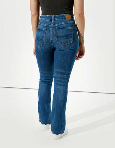 AE Curvy High-Waisted Skinny Kick Jean