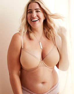 Aerie Real Happy Full Coverage Lightly Lined Bra