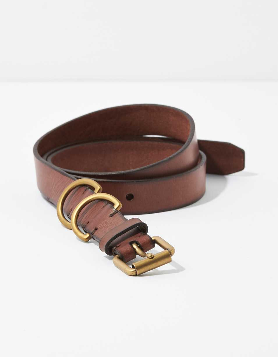 Frye & Co. D-Ring Belt