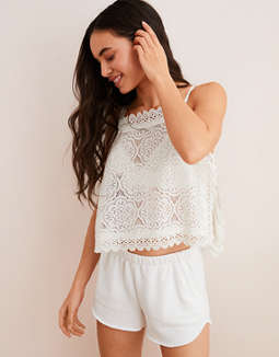 Aerie Lace Tank
